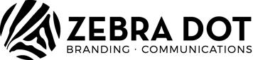 Zebra Dot | Unternehmensidentität, Branding, Kommunikation Logo