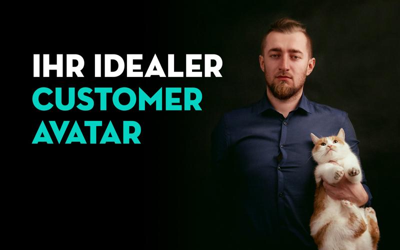 Customer Avatar, Zebra Dot